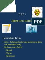 JIRIM DAN BAHAN