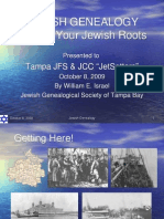 Jewish Genealogy for Jet Setters-Rev for IAJGS