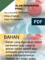 Bahan Pulp Capping