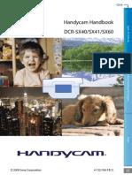 DCRSX40 Handbook