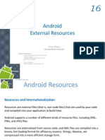 Android Chapter16 Resources