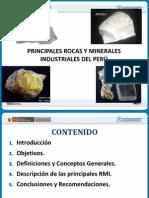 Rocas y Minerales Industriales_Peru