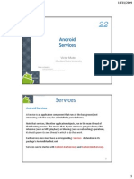 Android Chapter22 Services