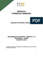 Modulo Farmacia General F-1