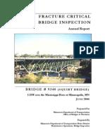 04 Fracture Critical Bridge Inspection June 2004