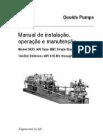 InstallationOperationMaintenance 3620 Pt BR