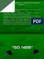 ISO140012004 PRESENTACIÒN
