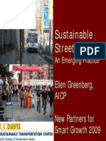 Sustainable Street