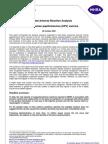 Cervarix - Safety Analysis 08 October 2009