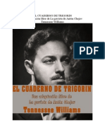 Williams Tennessee - El Cuaderno de Trigorin