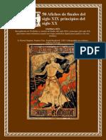 50 Afiches de Finales Del Siglo XIX Principios Del Siglo XX