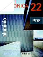 Tectónica 22 - Aluminio
