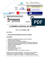 I_ Congreso Nacional de Derecho.programa Definitivo