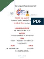 Principios Fundamentales- Manrique Alonso
