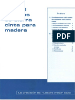 Manual de Sierras Cinta Para Madera Final 22-10