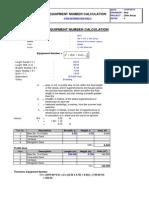 Calculation - MWI
