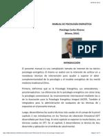 Manual de Técnicas de Psicología Energética (Pe)