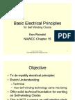 Basic Electrical Principles SWC