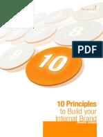 10 Principles to Build your Internal Brand