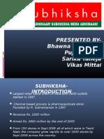 22092135 Why Did Subhiksha Failed (1)