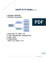 ABG Approach in 6 Steps