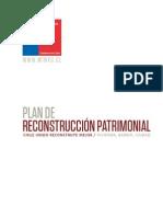 Plan Reconstruccion Patrimonial