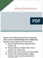 cram session constitutional foundations
