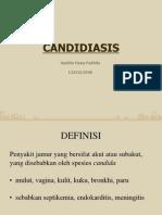Candidiasis