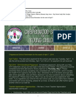 new email format for chapelwood school