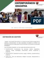 Gestion de La Educacion_udl