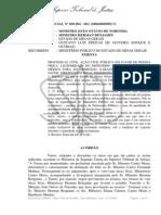 Acórdão_Agravo Regimental Em Recurso Extraordinário n. 271286