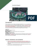 Guide Clock Tower Raid Granado Espada