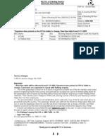 IRCTCs E-Ticketing Service Electronic Reservation Slip PNR No