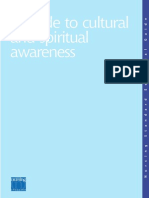 A Guide to Cultural & Spiritual Awareness