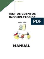 Test Cuentos de Duss by Luis Vallester