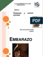 Unidad II Embarazo y Control Prenatal