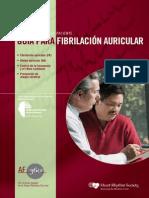 Guia Para La Fibrilacion Auricular