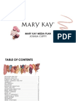 master copy mary kay media plan