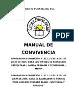 Manual de Convivencia 2008-2009 PARA IMPRIMIR