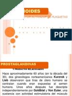 Presentacion Eicosanoides y Paf Completa