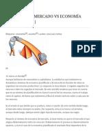 Coop57_ Economía de Mercado vs Economía Planificada