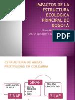 Estructura Ecologica Principal de Bogota 2