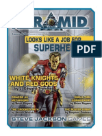 Pyramid Magazine 3-02 - Superheroes