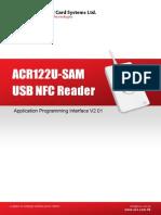 NFC Reader ACR122U API Guide