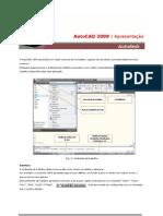 Funções do AutoCAD 2009