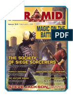 Pyramid Magazine 3-04 - Magic on the Battlefield