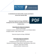 La Medicalización de La Infancia. Universidad de Buenos Aires