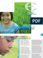 Environmental Working Group 2008 Annual Report