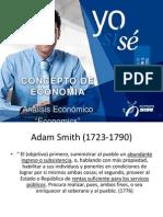 Concepto de Economia