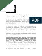 La historia de la Princesa SAC-NICTÉ.pdf